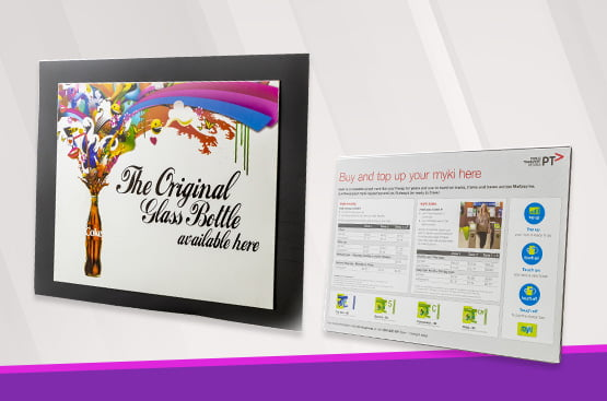 Point of Sale Stationery